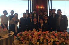 中野裕貴先生の結婚披露宴